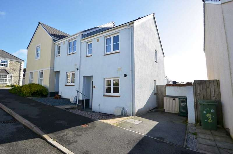 2 Bedrooms End Of Terrace House for sale in PENRYN