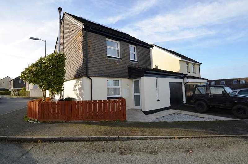 3 Bedrooms Link Detached House for sale in STITHIANS