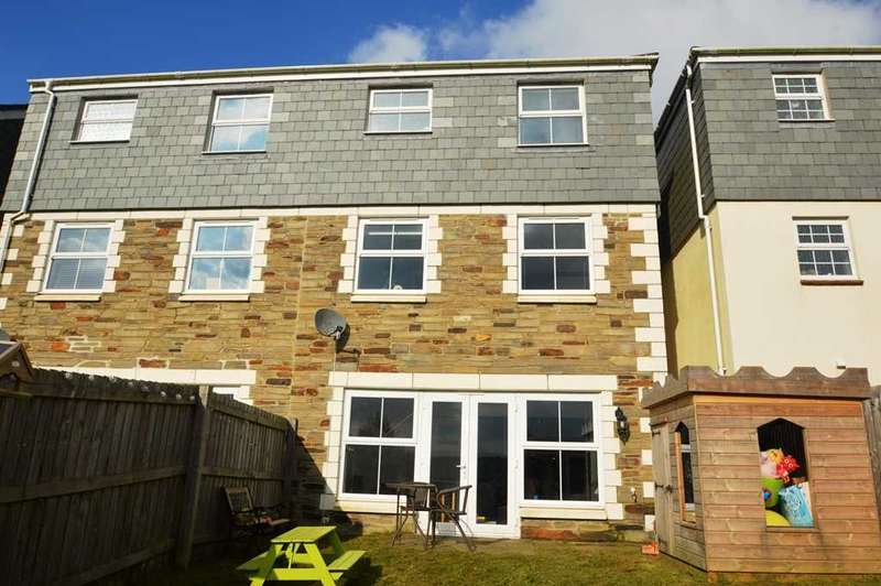4 Bedrooms Semi Detached House for sale in PENRYN