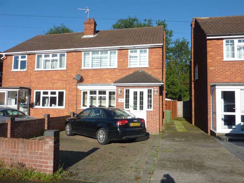 3 Bedrooms Semi Detached House for sale in Warwick Drive, Hertfordshire