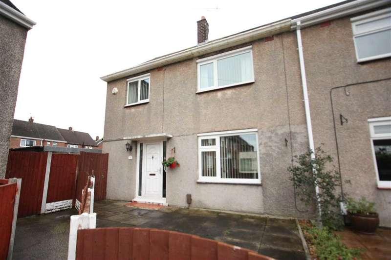 3 Bedrooms Semi Detached House for sale in Wilmslow Drive, Ellesmere Port