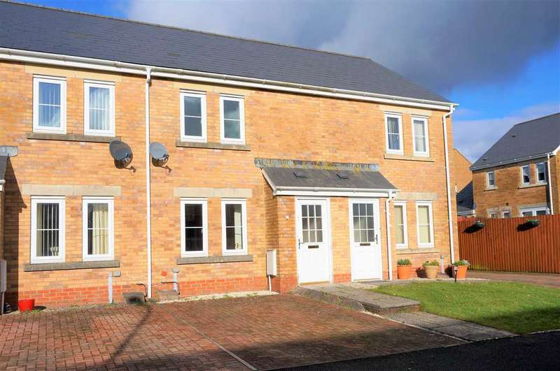 2 Bedrooms Link Detached House for sale in Clos Ael-Y-Bryn, PENYGROES, Llanelli