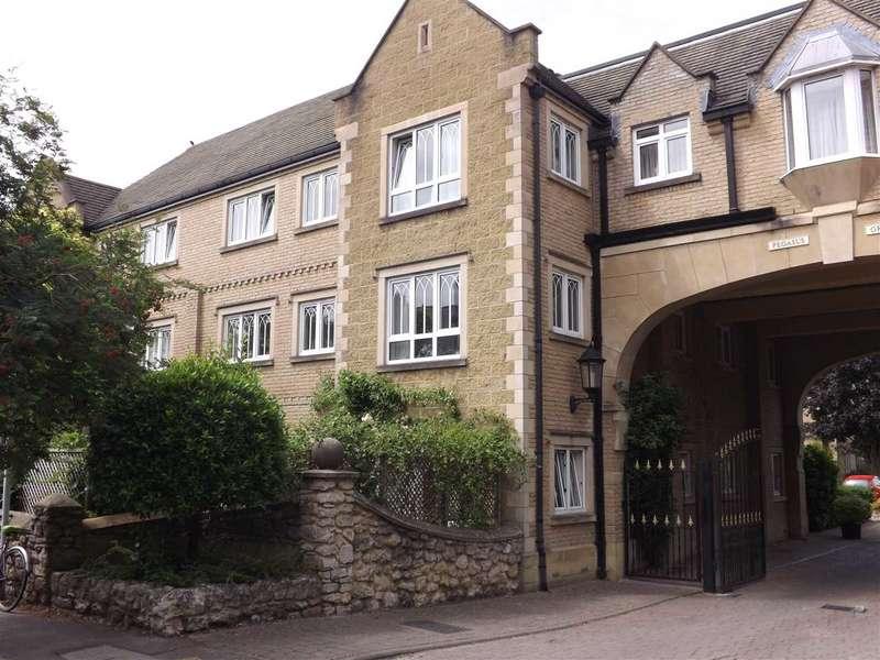 2 Bedrooms Retirement Property for sale in Streatley Lodge, Pegasus Grange, Oxford