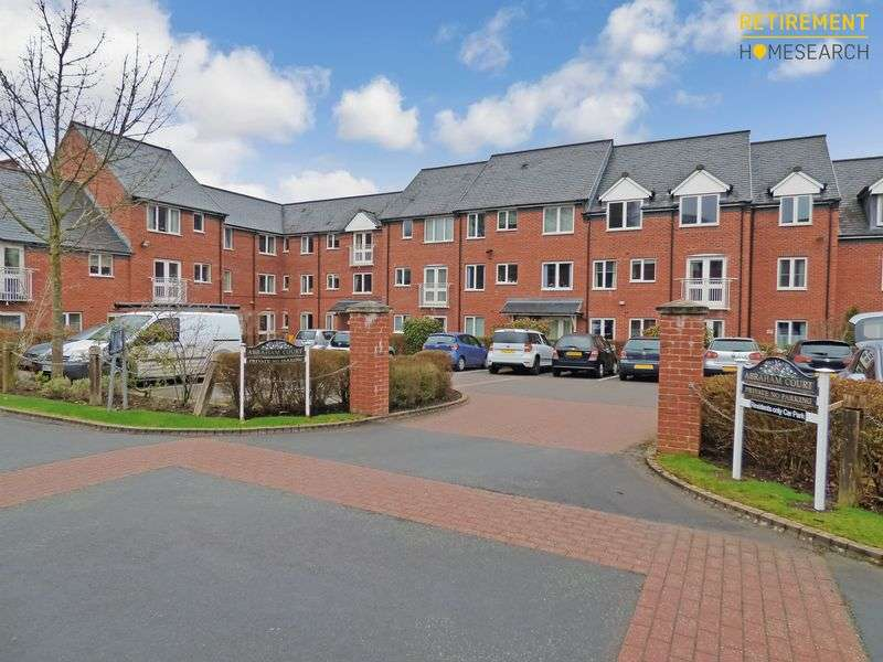 1 Bedroom Property for sale in Abraham Court, Oswestry, SY11 2TH