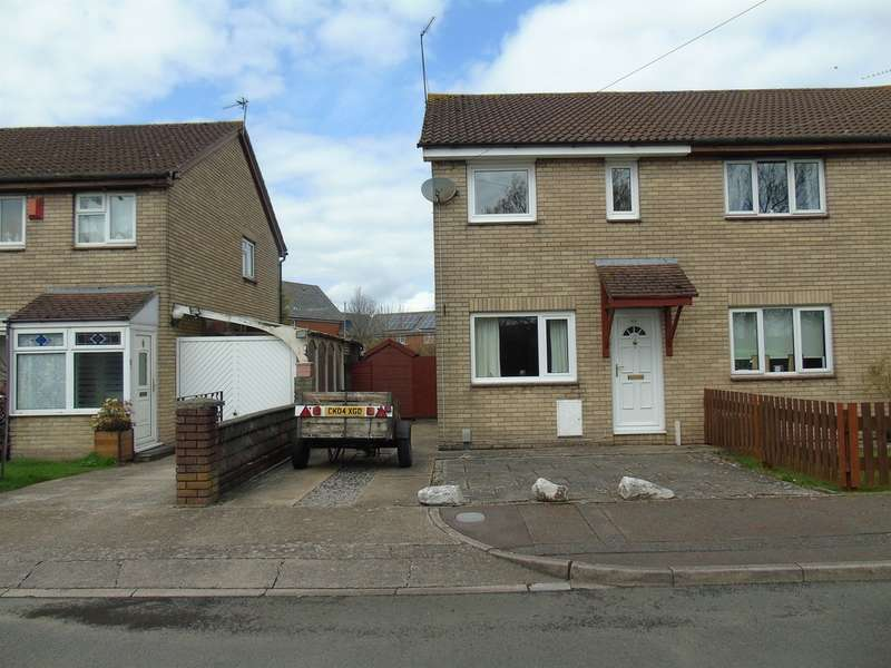 2 Bedrooms Semi Detached House for sale in Avondale Gardens South, Cardiff