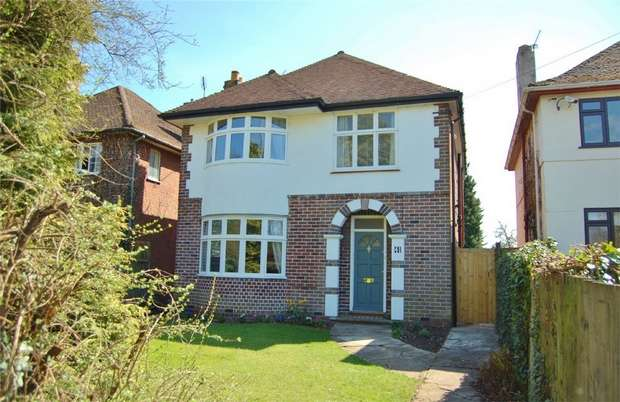 3 Bedrooms Detached House for sale in Bilton Road, RUGBY, Warwickshire