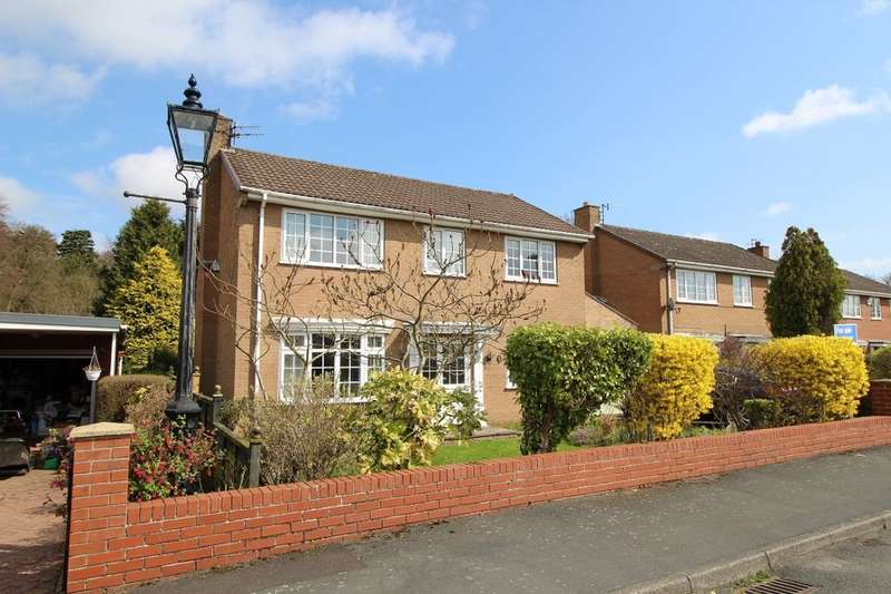 4 Bedrooms Detached House for sale in Hay Brow Crescent, Scalby, Scarborough, YO13