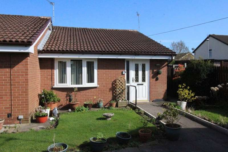 2 Bedrooms Property for sale in Lomas Close, Burnage , Manchester, M19