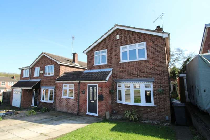 3 Bedrooms Detached House for sale in Poplar Road, South Normanton, Alfreton, DE55