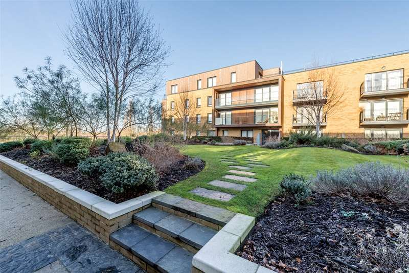 1 Bedroom Apartment Flat for sale in Conningham Court, 17 Dowding Drive, Kidbrook Village, London, SE9