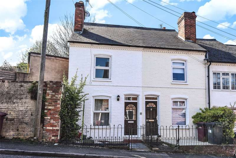 3 Bedrooms End Of Terrace House for sale in Francis Street, Reading, Berkshire, RG1