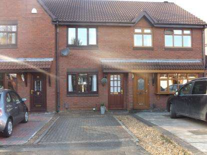 2 Bedrooms Terraced House for sale in Barmouth Close, Callands, Warrington, Cheshire