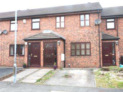 2 Bedrooms Terraced House for sale in Hill Top Close, Ewloe, Deeside, Flintshire, CH5