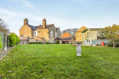 5 Bedrooms Detached House for sale in Croxdale, Durham, County Durham, DH6