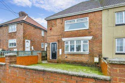 3 Bedrooms Semi Detached House for sale in Wheatley Terrace, Wheatley Hill, Durham, Co Durham, DH6