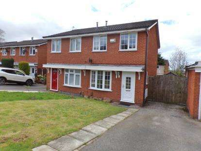2 Bedrooms Semi Detached House for sale in Statham Road, Prenton, Wirral, CH43