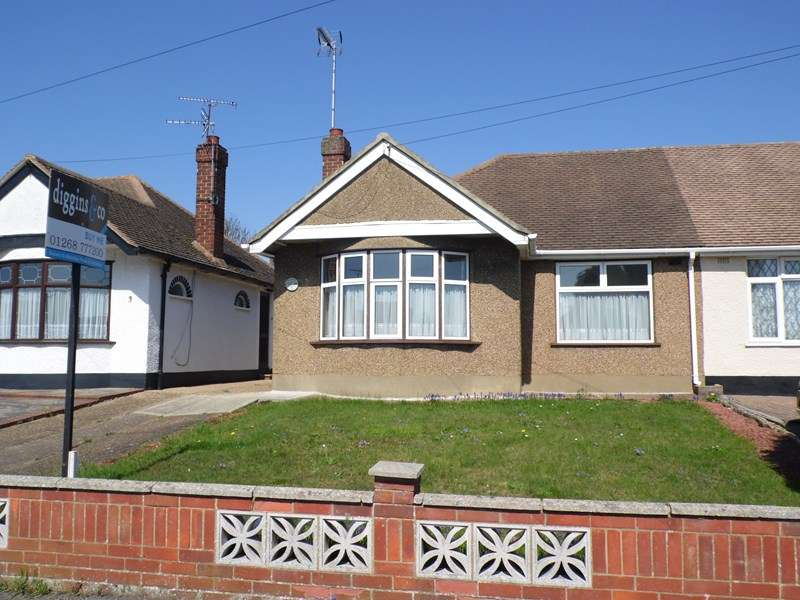 2 Bedrooms Semi Detached Bungalow for sale in Shannon Avenue, Rayleigh