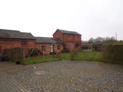 3 Bedrooms Barn Conversion Character Property for sale in Heath House Lane, Codsall, Wolverhampton, Staffordshire