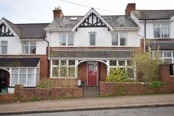 4 Bedrooms Terraced House for sale in Peaslands Road, Sidmouth