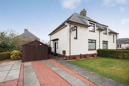3 Bedrooms Semi Detached House for sale in Belmont Drive, Ayr