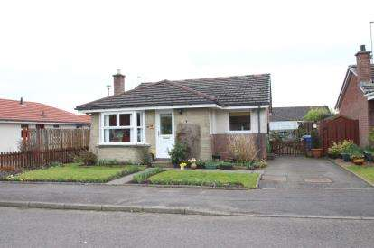 2 Bedrooms Bungalow for sale in Chambers Drive, Carron