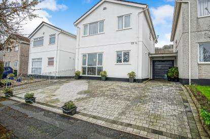 3 Bedrooms Link Detached House for sale in Elburton, Plymstock, Devon
