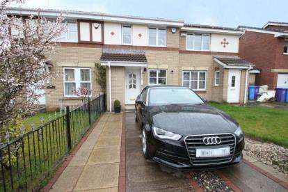 2 Bedrooms Terraced House for sale in Battles Burn View, Tollcross, Glasgow