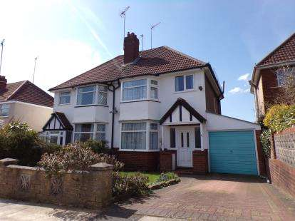 3 Bedrooms Semi Detached House for sale in Beech Avenue, Quinton, Birmingham, West Midlands