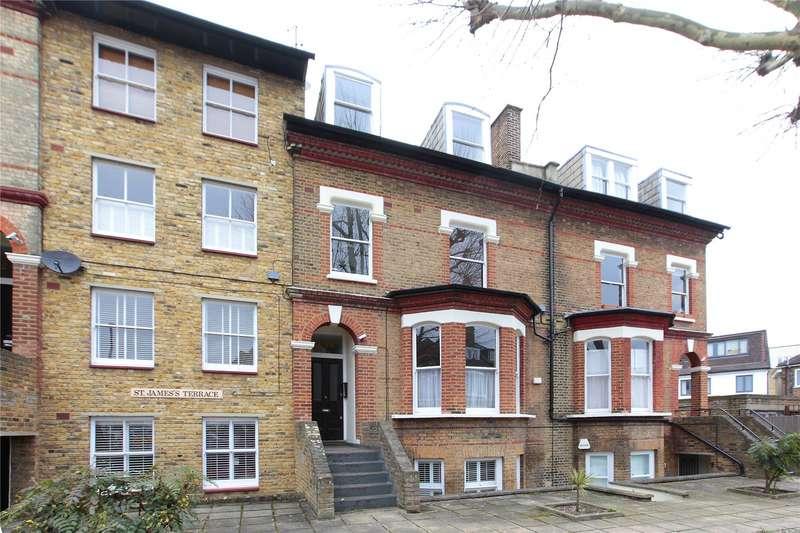 1 Bedroom Flat for sale in St James Terrace, Boundaries Road, Balham, London, SW12
