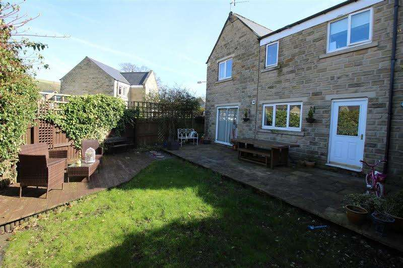 4 Bedrooms Detached House for sale in Wood Lane, Hayfield, High Peak, Derbyshire, SK22 2PA