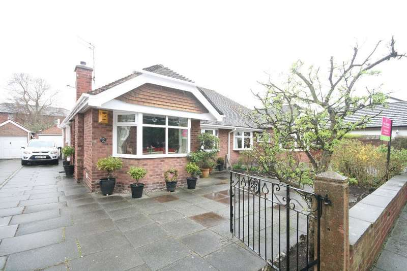 2 Bedrooms Bungalow for sale in Castle Walk, Southport, PR8 2AR