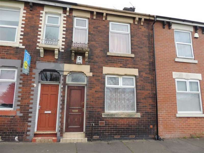 3 Bedrooms Terraced House for sale in Elysian Street, Openshaw, Manchester