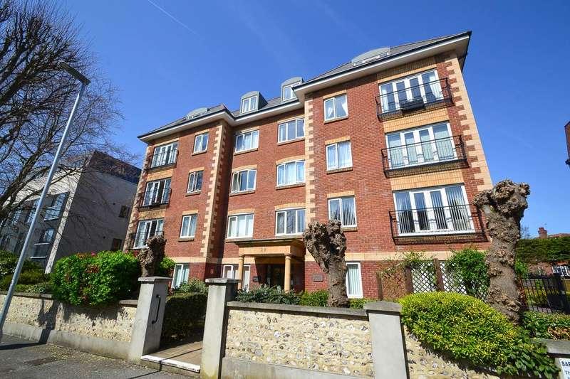 2 Bedrooms Retirement Property for sale in St. Leonards Road, Eastbourne
