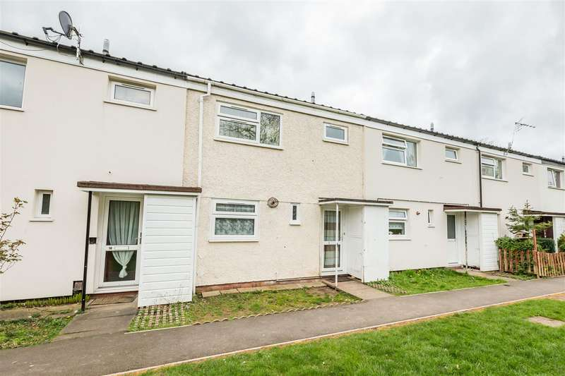 3 Bedrooms Terraced House for sale in Longdon Close, Woodrow, Redditch