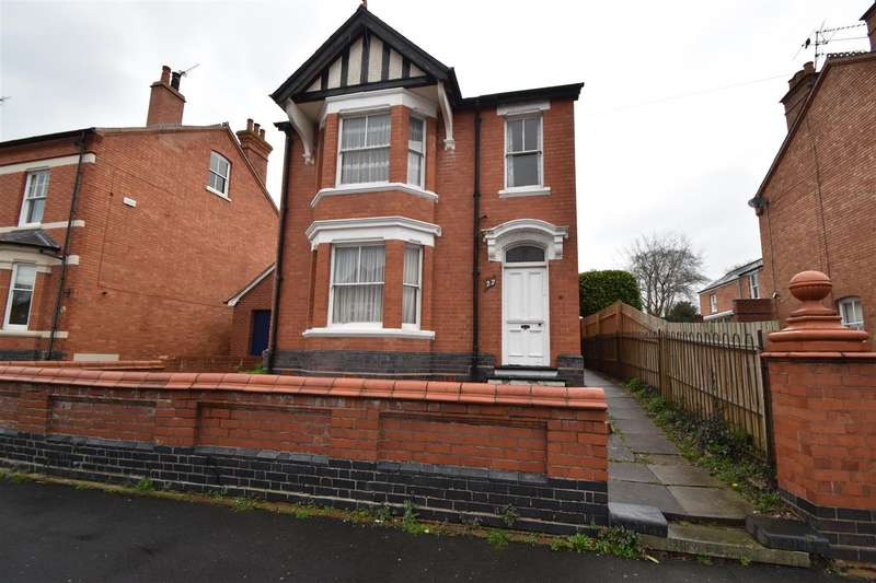 5 Bedrooms Detached House for sale in Victoria Avenue, Droitwich