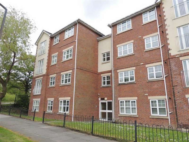 2 Bedrooms Flat for sale in Wordsworth Road, Denton, Manchester