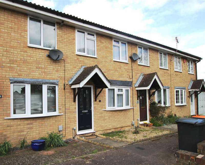 2 Bedrooms Terraced House for sale in Longbrooke, Houghton Regis