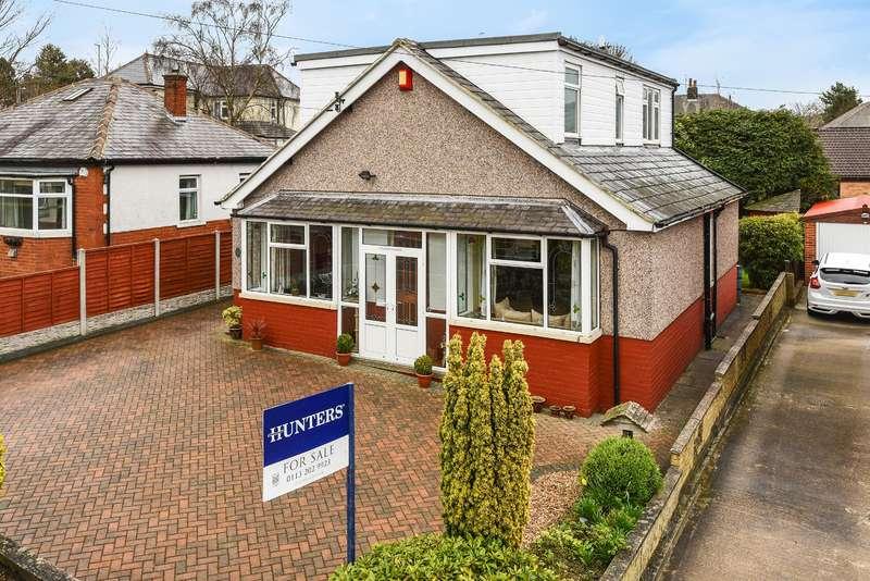 3 Bedrooms Detached House for sale in Ackworth Crescent, Yeadon, Leeds, LS19 7BT