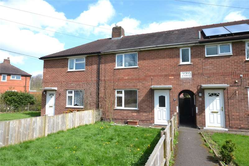 2 Bedrooms Terraced House for sale in 19 Alma Avenue, Malinslee, Telford, TF4