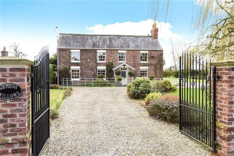 5 Bedrooms Detached House for sale in South End, Seaton Ross, York, YO42 4LZ