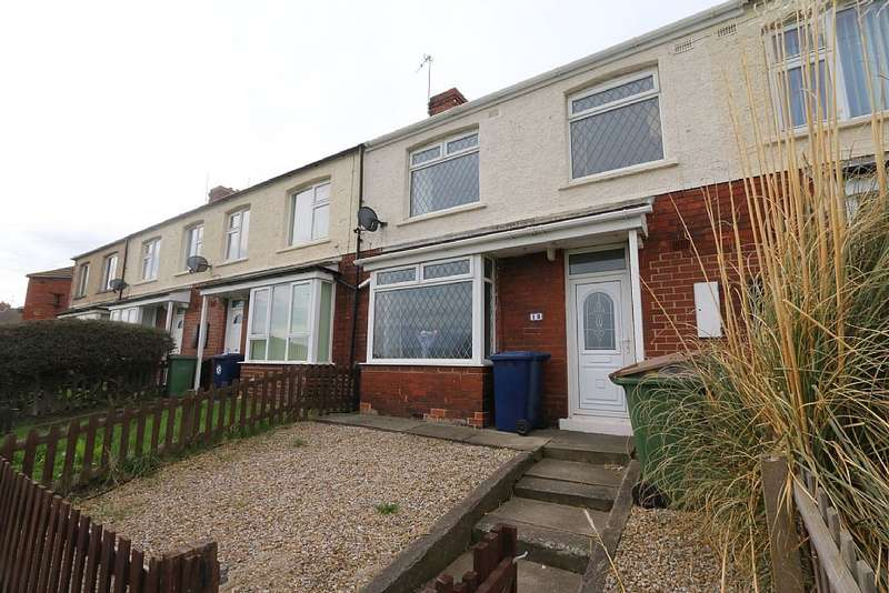 3 Bedrooms Terraced House for sale in Armitage Road, Redcar, North Yorkshire, TS10 5PY