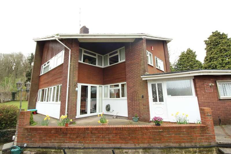 4 Bedrooms Detached House for sale in Ringland Circle, Newport, NP19