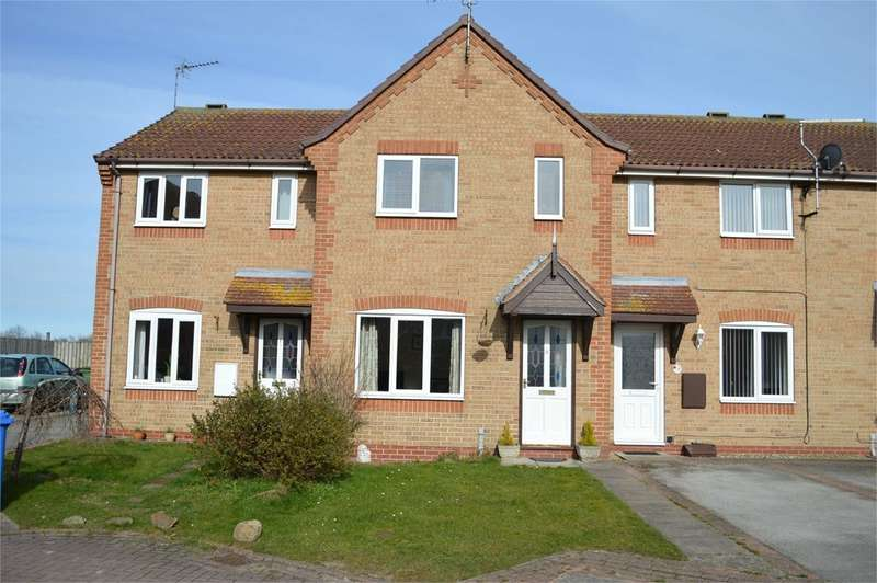 3 Bedrooms Town House for sale in The Birches, HORNSEA, HU18