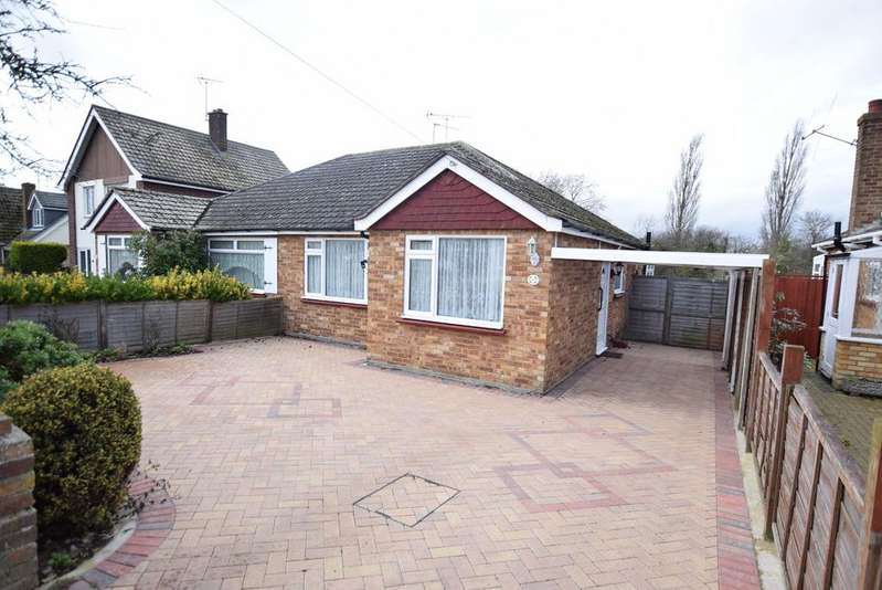 2 Bedrooms Semi Detached Bungalow for sale in Park Square West, Jaywick, Clacton-on-Sea