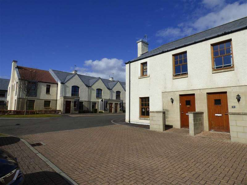 3 Bedrooms Semi Detached House for sale in Denburn Place, Crail