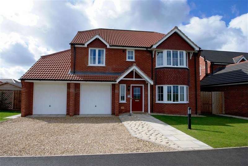 4 Bedrooms Detached House for sale in Eton Way, Boston