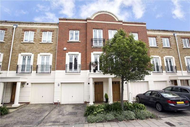 4 Bedrooms Terraced House for sale in Cambridge Road, Twickenham, Richmond, TW1