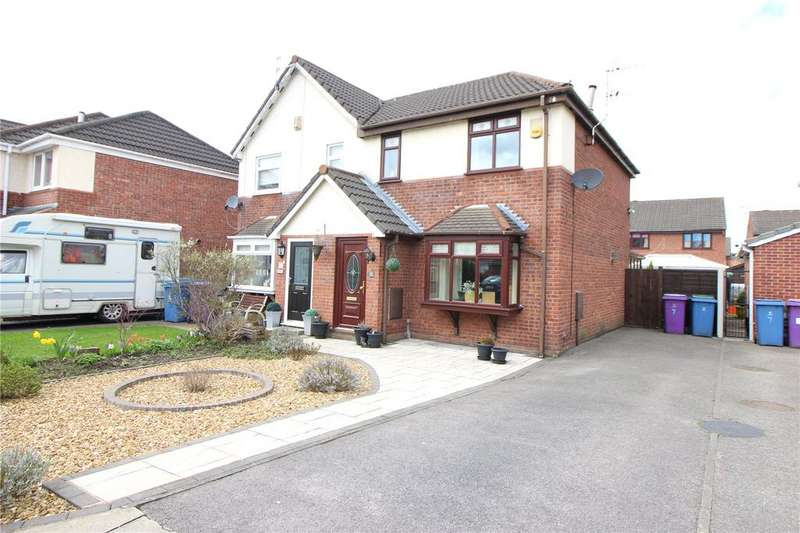 3 Bedrooms Semi Detached House for sale in Carnoustie Close, Liverpool, Merseyside, L12