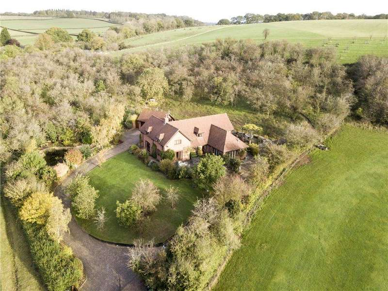 5 Bedrooms Detached House for sale in Low Road, Church Lench, Evesham, Worcestershire, WR11