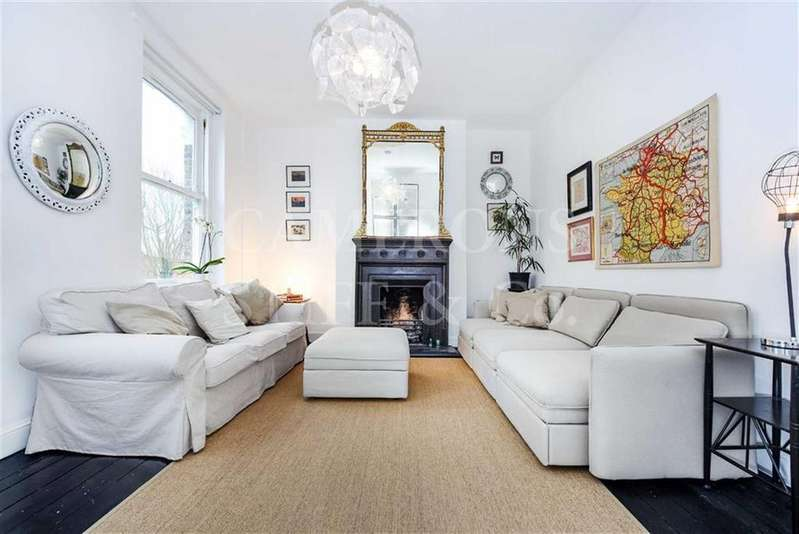4 Bedrooms Apartment Flat for sale in Fernhead Road, Maida Vale, London, W9